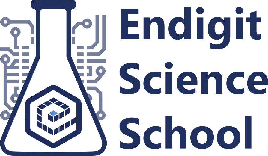 Endigit Science School Logo