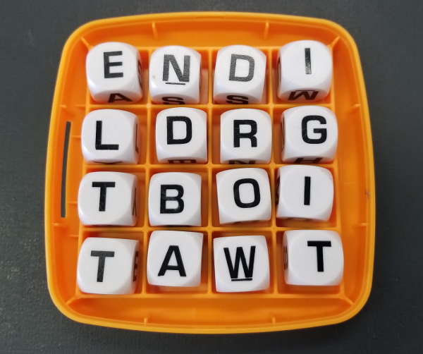 Endigit WordBattle